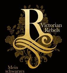 Cover - Byrne, Kerrigan - Victorian Rebels 1 - Mein schwarzes Herz - LYX