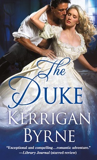 Cover - Byrne, Kerrigan - Victorian Rebels 4 - The Duke - St. Martin's