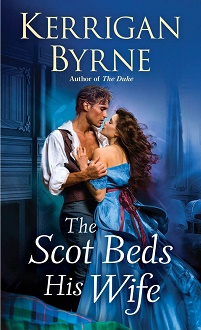 Cover - Byrne, Kerrigan - Victorian Rebels 5 - The Scots Beds His Wife - St. Martin's
