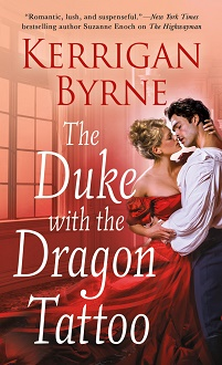Cover - Byrne, Kerrigan - Victorian Rebels 6 - The Duke With The Dragon Tattoo - St. Martin's