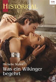 Cover - Styles, Michelle - Was ein Wikinger begehrt - CORA
