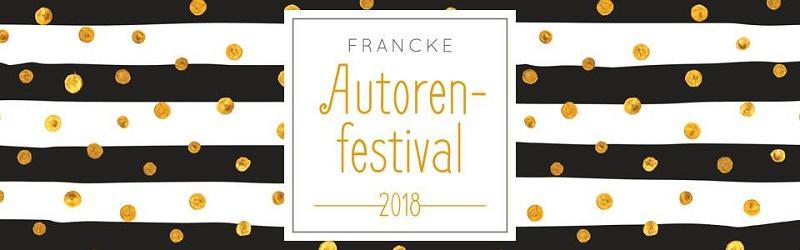 Francke Autorenfestival 2018