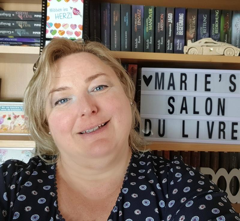Marie's Salon du Livre Caroline Gliber