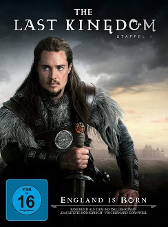 The Last Kingdom - Staffel 1 - DVD-Cover - Alive
