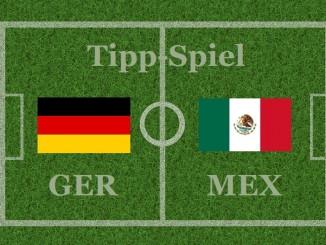 Tippspiel WM 2018 GERMEX