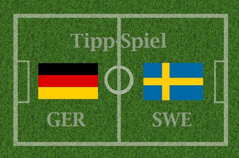 Tippspiel WM 2018 GERSWE