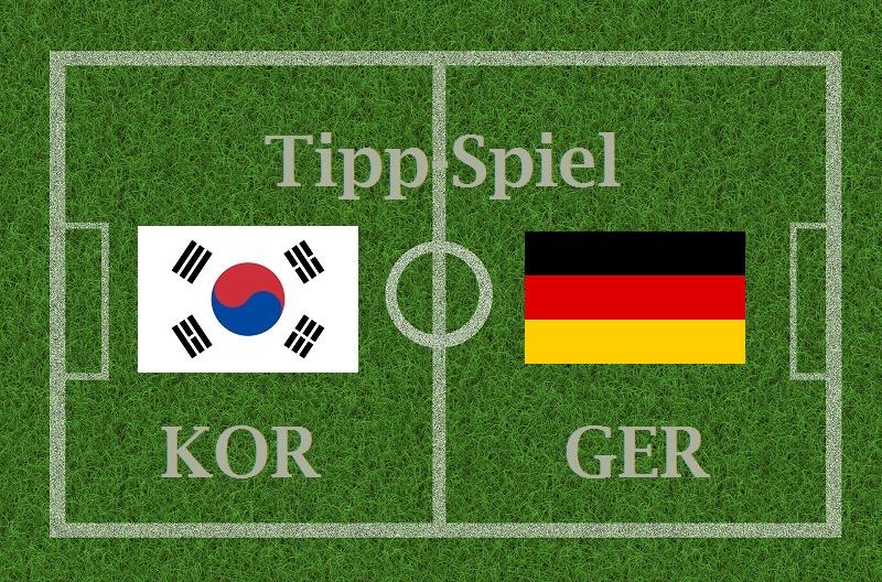 Tippspiel WM 2018 KORGER
