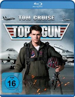 Top Gun - Sie fürchten weder Tod noch Teufel - Blu-ray-Cover - Paramount