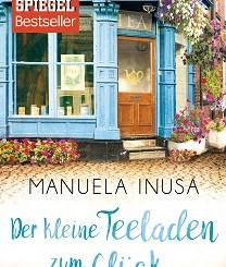 Cover - Inusa, Manuela - Valerie Lane 1 - Der kleine Teeladen zum Glueck - Blanvalet