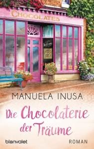 Cover - Inusa, Manuela - Valerie Lane 2 - Die Chocolaterie der Träume - Blanvalet