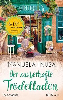Cover - Inusa, Manuela - Valerie Lane 3 - Der zauberhafte Trödelladen - Blanvalet