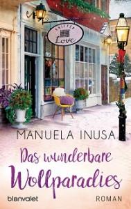 Cover - Inusa, Manuela - Valerie Lane 4 - Das wunderbare Wollparadies - Blanvalet