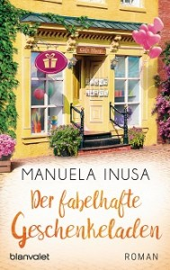 Cover - Inusa, Manuela - Valerie Lane 5 - Der fabelhafte Geschenkeladen - Blanvalet