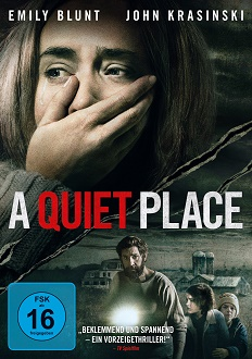 A Quiet Place - DVD-Cover klein - Universal