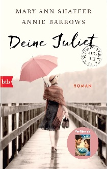 Cover - Shaffer, Mary Ann - Deine Juliet - btb