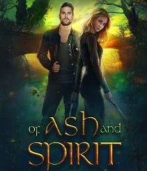 Cover - Swank, D.G. - Of Ash and Spirit - Self-Published