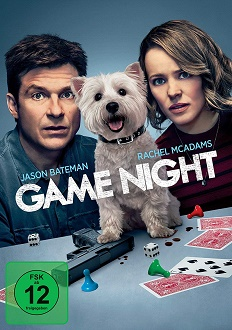 Game Night - DVD-Cover klein - Warner
