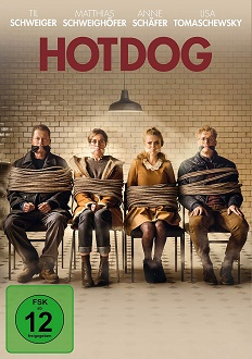 Hot Dog - DVD-Cover klein - Warner