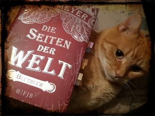 Irve liest ... Foto zum Kai Meyer Beitrag