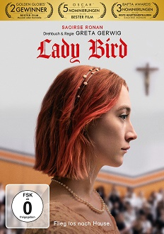 Lady Bird - DVD-Cover klein - Universal
