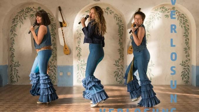 Verlosung Mamma Mia Here We Go Again