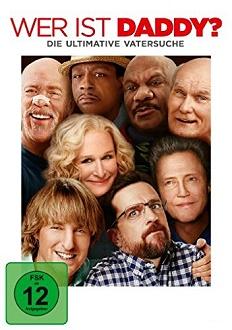 Wer ist Daddy - DVD-Cover klein - Warner