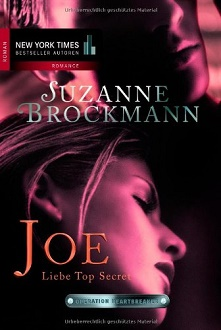Cover - Brockmann, Suzanne - Joe - Liebe Top Secret - MIRA