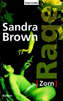 Cover - Brown, Sandra - Rage - Zorn - Blanvalet