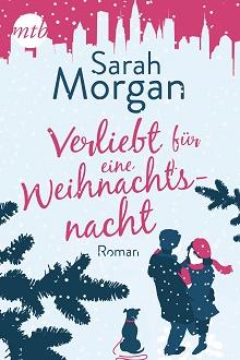 Cover - Morgan, Sarah - Verliebt für eine Weihnachtsnacht - MIRA