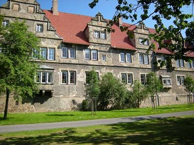 Münchhausenhof der Weserrenaissance 1583